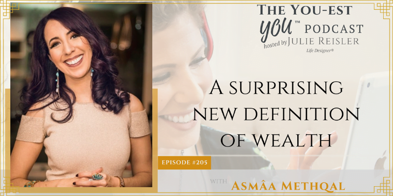 The YouEst You Podcast with Asmaa Methqal